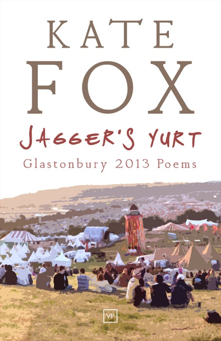 Glastonbury Festival Poetry Book!